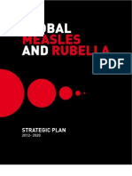 Measles Rubella StrategicPlan 2012 2020