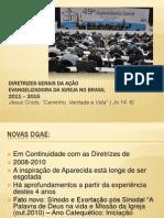 Diretrizes Gerais 2011-2015