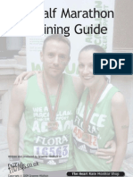 Training Guide Half Marathon