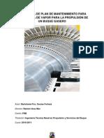 PfC Mantenimiento turbina Bartolomé