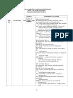 Yearly Scheme of Work Year 3