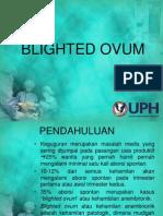 Blighted Ovum obsgyn kehamilan ovarium hamil anggur
