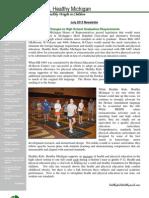 HKHM July 2013 Newsletter