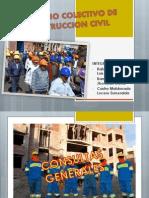 Convenio Colectivo de Construccion Civil