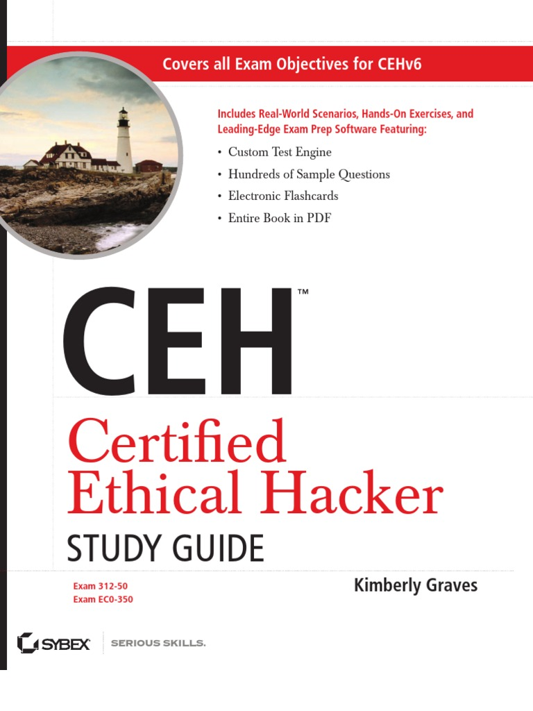 certified ethical hacker study guide | Denial Of Service Attack | Online  Safety & Privacy
