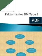 Faktor Resiko DM Type 2