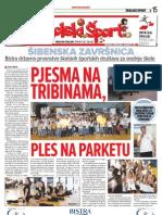Školski šport 9.5.2009.
