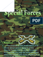 Special Forces PPT
