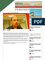 01-07-2013 Minimizan adehesión de Álvaro Garza al PRI