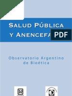 Bioetica (Anencefalia y Aborto)