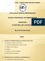 Diapositiva de Auditoria II