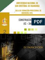 INDUSTRIA DE LA CONSTRUCCIÓN(clase n° 01)