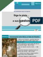 PROFECO Presentación finanzas personales
