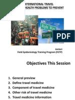 Travel Medicine and Tourism - Jontari Hutagulung S. KP