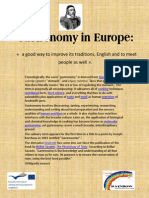 Gastronomy in Europe