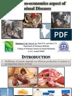 'Technoeconomics Aspect' of Animal Diseases