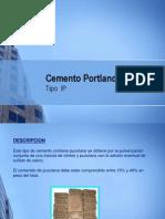 Cemento Portland Tipo IP