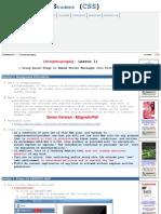 Cara Menggunakan Steganography Dengan Mudah
