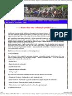 MOTO - Carburaçao perfeita - Pânico na Trilha Moto Clube