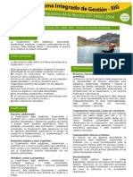 Franelografo ISO 14001 1