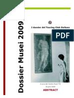TCI Dossier Musei