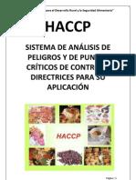 MONOGRAFÍA HACCP