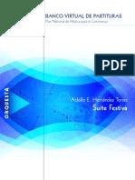 Suite Festiva Score