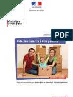 Rapport Parentalite