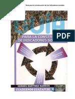GUIA PARA LA CONTRUCCIÓN DE LOS INDICADORES SOCIALES+HERMES MARTINEZ+GUATAPURI