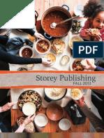 Storey's Fall 2013 Catalog
