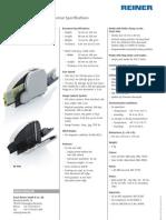 4990 0x0 REINER en Desktopscanner 08 12 RS 900