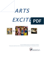 arts excite arts integration resource
