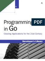 Programming in Go (2012.5) Mark Summerfield