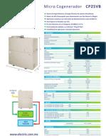 CP25VB Data Sheet