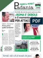 La Padania 06/03/2013