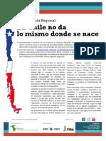 Empleo Nueva Agenda Regional Bentancor 2013