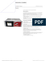 Mcr Master Control Rack-654-En