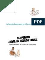 Manual La Función Supervisoria en el Puesto de Trabajo
