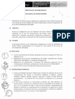 Directiva 005 2009 Osce CD