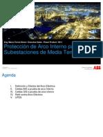 Celdas de Media Tension ABB_Marco Torres