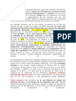 Cómo proyectar una sentencia José Ramón Cossío Díaz