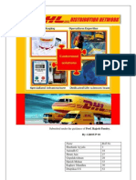 DHL-Distribution Network