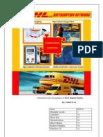 DHL-Distribution Network