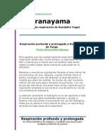 Pranayama Respiracion Kundalini