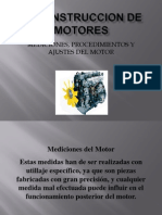 Reconstruccion de Motores