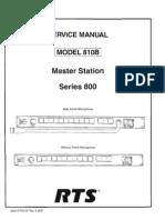 810B Service Manual