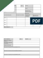 Formatos de Planificacion Con Ajuste