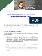 [0702-2 ESP] Sesión Sobre Solidaridad Económica