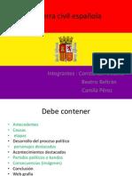 G CIVIL ESPAÑOLA