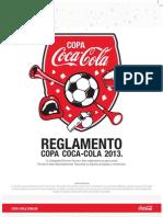 Copa Coca-Cola Reglamento